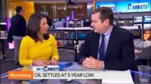 oil settles